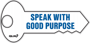 Speak With Good Purpose