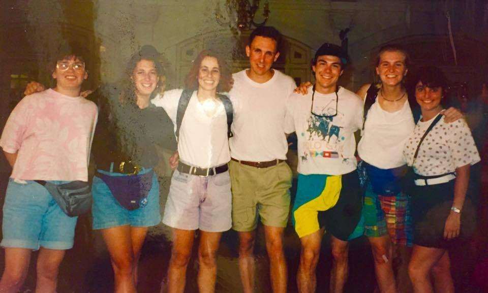 Singapore 1993 Team Leaders
